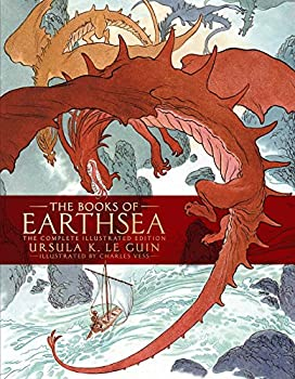 The Books of Earthsea  The Complete Illustrated Edition  Earthsea Cycle