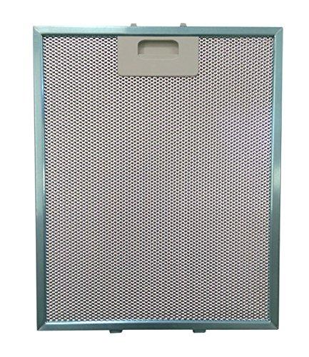 Filtre métallique Hotte aspirante mm 260 x 320 x 9
