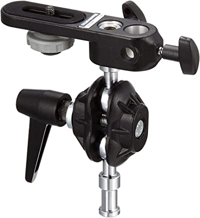 Manfrotto 155 Tilt-top Head with Camera Platform 143BKT