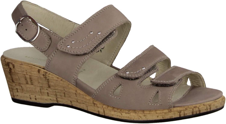 Waldlaufer Schmuckstück Schmuckstück damen Wedge Heel Sandalen  große rabattpreise