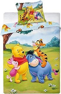 TFBBK Children's Bed Linen, with Disney Winnie The P