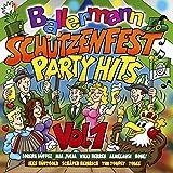 Ballermann Schützenfest Party Hits, Vol. 1 [Explicit]