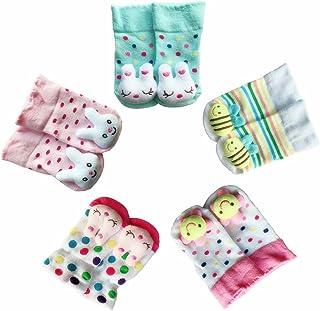 Gemini Fairy Calcetines Antideslizantes para Bebés Ducha regalo
