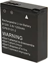 Monster Digital Battery For Monster Villain Camera - 3.8V 1200mAh