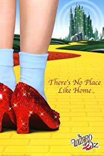 The Wizard of Oz - There's No Place Like Home Poster 24 x 36in