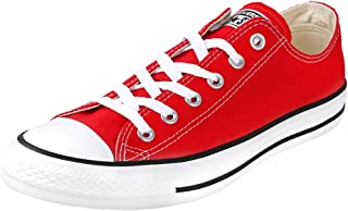 Converse All Star Ox, Chaussures de Fitness Homme, Rouge, 37 EU