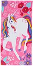 Jumping Beans Unicorn Beach Towel (28 in x 58 in)