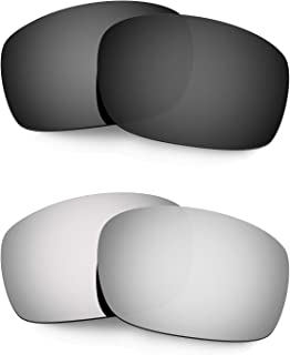 Hkuco Mens Replacement Lenses For Oakley X Squared Sunglasses