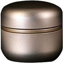 Tea Caddy Mini Tea Box Tinplate Storage Box Mały Travel Sealed Przenośny zestaw do herbaty Pojemnik na kawę Mały garnek