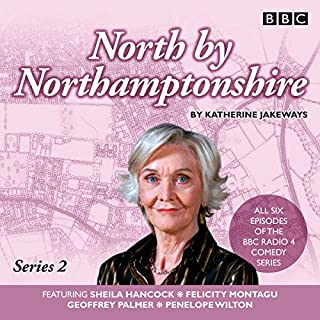 North by Northamptonshire - Series 2 cover art