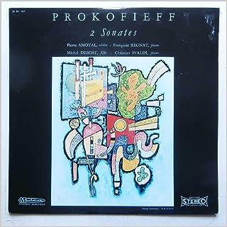 Prokofieff: 2 Sonates [LP]