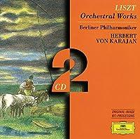 Liszt-Oeuvres Orchestrales-Karajan
