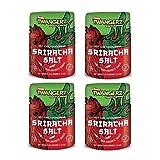 Twang Twangerz Snack Topping Sriracha Hot Chili Salt - 4pk