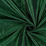 Fabulous Fabrics Taftstoff Crash – grün — Meterware ab