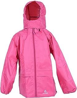 DRY KIDS Jacket 13-14 Yrs Rasp Pink