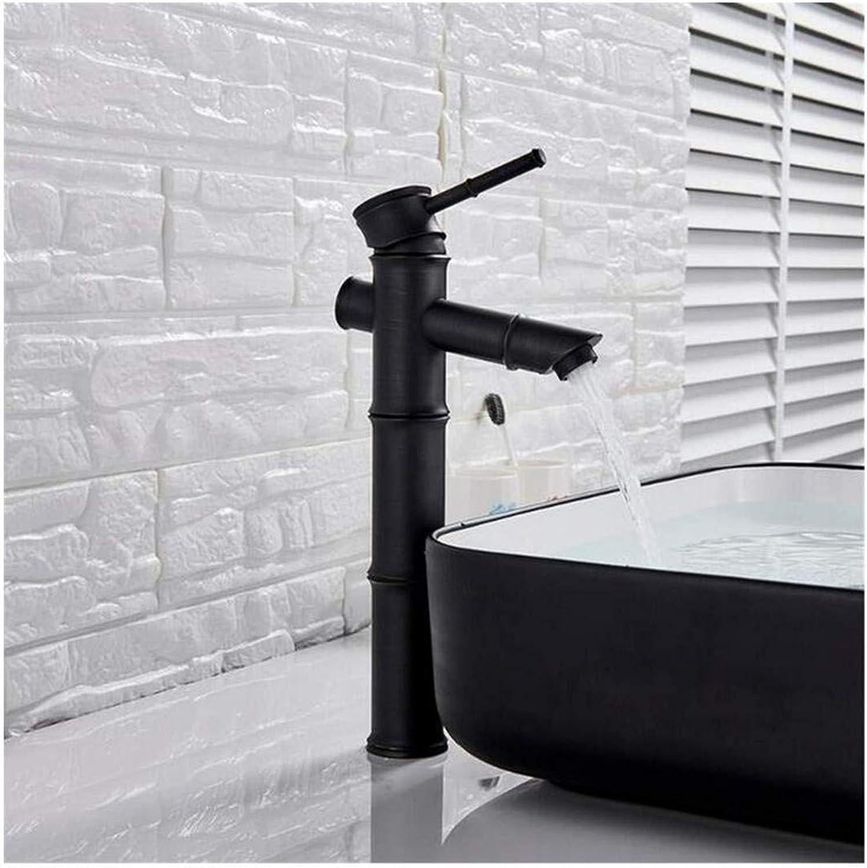 Wasserhahn Küche Bad Garten Waschtisch-Mischbatterie Bronze Badezimmer Waschbecken Wasserhahn Ctzl1923