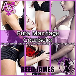 Futa Marriage Counselor Collection audiobook cover art