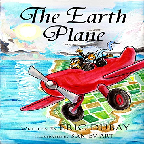 The Earth Plane Audiobook By Eric Dubay cover art