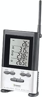 Oregon Scientific RGR126N OEM Wireless Rain Gauge Display Console Only (Bulk Pack) - Display ONLY