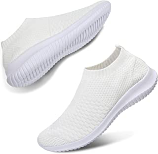JIASUQI Women's Men's Slip on Memory Foam Clogs Indoor Home Slippers Casual Fur Warm Shoes