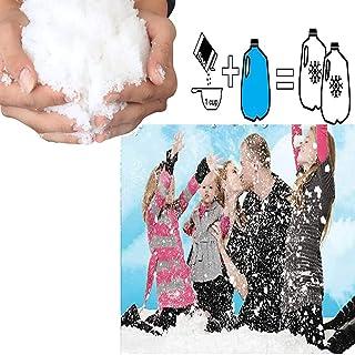 Diy Sneeuw Scène Kunstmatige Sneeuw Poeder Gesimuleerde Instant Sneeuw Water Draait Sneeuw Raamdecoratie Nep Sneeuwvlokken...