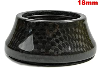 OMNI Racer Worlds LIGHTEST Integrated Headset Conical Carbon Spacer 1-1/8 18mm
