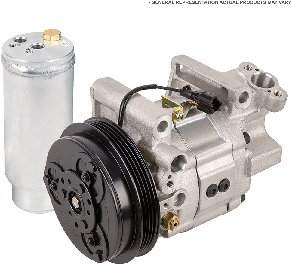 For Ford Galaxie Manufacturer OFFicial shop 500 Lincoln Mark V w C Compressor Super sale period limited A AC Drier