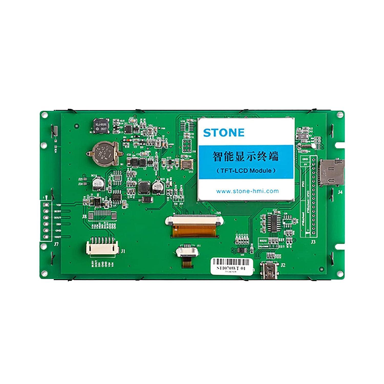 Touchscreen Monitor Max 61% OFF 4.3 inch HMI Screen STA043-01 Display Wholesale 480x27