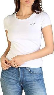 EA7 Women's 7VTT01_TJ4FZ T-shirt White