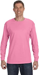 Mens Heavy Blend Cotton/Poly Long Sleeve T-Shirt