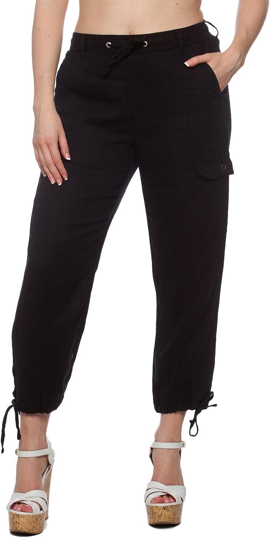 Alkii Missy Womens Capri Pants
