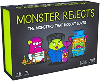 monster rejects game