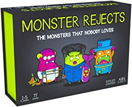 Monster Rejects - NSFW Edition (Explicit Content)