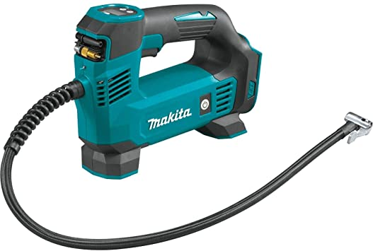Makita DMP180ZX 18V LXT Lithium-Ion Cordless Inflator, Tool Only: image