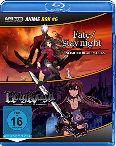 Anime Box - Fate/Stay Night & Holy Knight [Blu-ray]