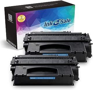 INK E-SALE Compatible Toner Cartridge Replacement for HP 49X Q5949X 53X Q7553X (Black, 2-Pack),for use with HP Laserjet 1320 1320n 3390 3392 P2015 P2015d P2015dn P2015n P2010 P2014 M2727nf M2727 MFP