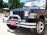 Blue Ox BX1120 Baseplate - Jeep Wrangler (1991-2006)
