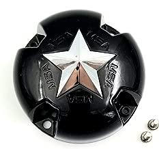 MSA Black Wheel Cap (Fits All MSA Wheels Except M16)