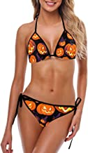 pumpkin bikini