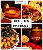 Recettes du Portugal de Jean-Pierre Léger
