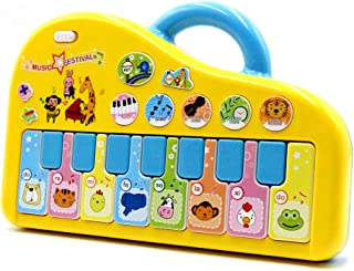 GMAXT Musical Toys,M1 Music Piano Keyboard Electronic Learning Toy for Kids,Baby Music Toy Set-Kids Educational Toys