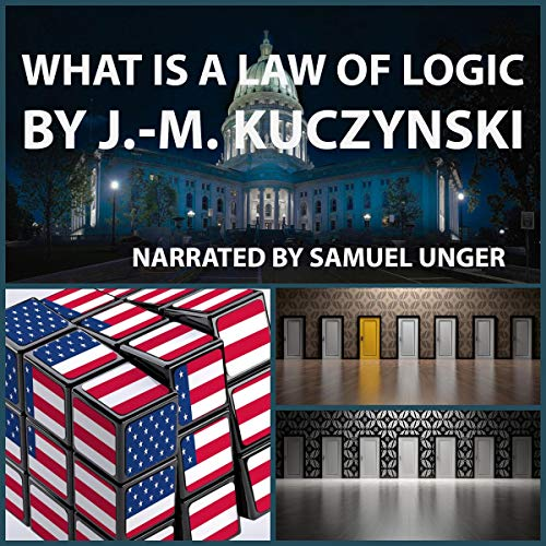 What Is a Law of Logic?  By  cover art