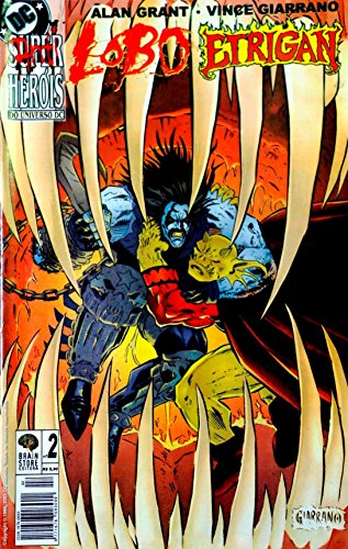 Anti-heróis Do Universo Dc Nº 02 - Garth Ennis