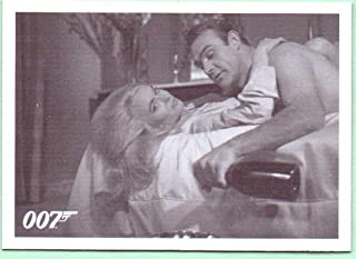 James Bond Autographs /& Relics Goldfinger Throwback Base Card #106