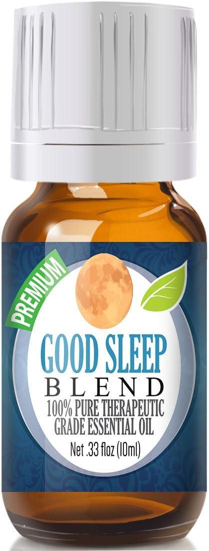 Good Sleep Blend Essential Oil - Pure Goo 100% Max 47% OFF Grade Max 53% OFF Therapeutic