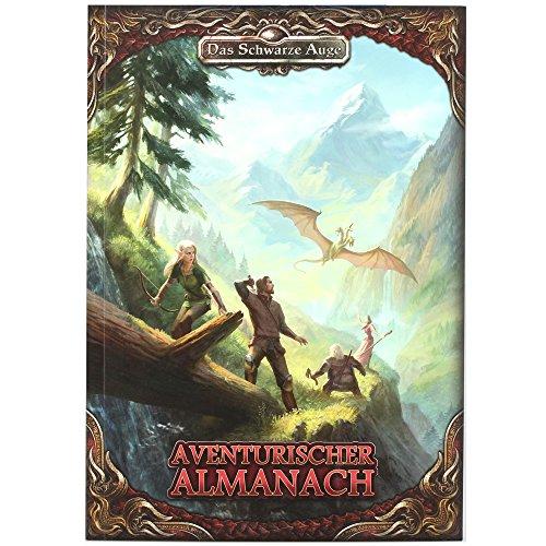 Aventurischer Almanach Taschenbuch (Das Schwarze Auge – Regelband)