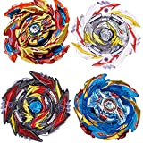 Best Beyblade Parts - YINGXIANG 4-Piece Gyros Bey Battle Set, Battling Burst Review