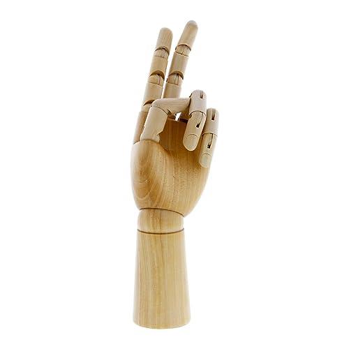 Wooden Mannequin Hand Amazoncom
