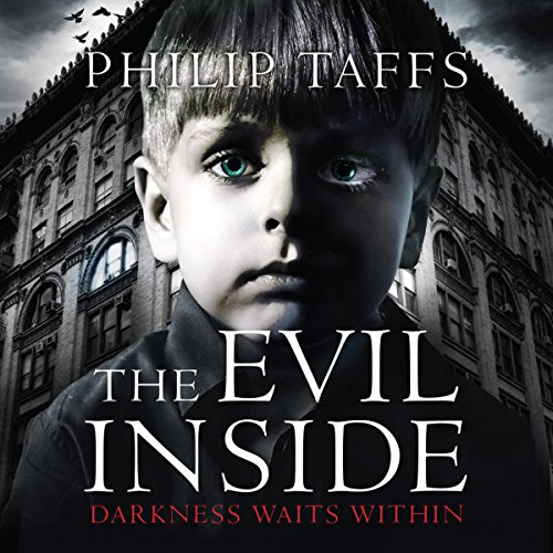 The Evil Inside audiobook cover art