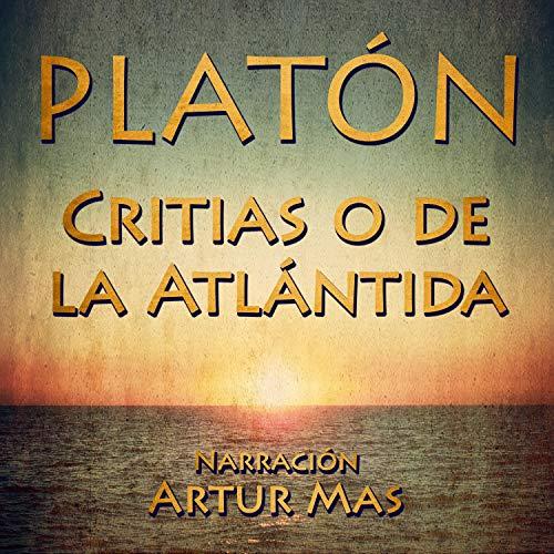 Couverture de Critias o de la Atlántida